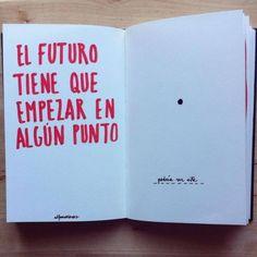 Regalando un punto desde el que comenzar el futuro, Alfonso Casas apuesta a que se elija, se decida, se haga, a partir de ya. Y el 1ero de año parece el punto inicial por naturaleza. ¿Qué tal si no...