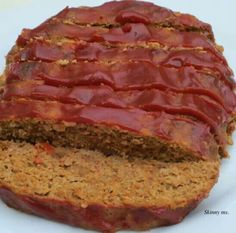 Weight watcher friendly meatloaf - 5 ppv