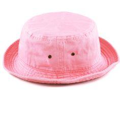 THE HAT DEPOT 300N Unisex 100% Cotton Packable Summer Travel Bucket Hat  (S M 56ca47d6441c
