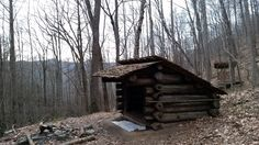 twisted's 2015 Appalachian Trail Photos : Cable Gap Shelter