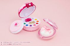 Smile Precure Compact. -- i just have to show this to my little sister