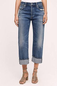 Citizens of Humanity Cora Cuff Jeans