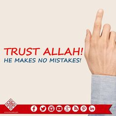 A single leaf does not fall without the permission of Allah. Do you really think He hasn't carefully planned your future? Allah Islam, King Of Kings, Random Quotes, Do You Really, Hadith, Deen, Islamic Quotes, Quran, Muslim