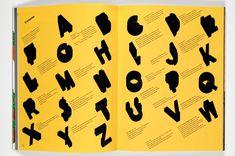 East meets West in the stunning typography of Takenobu Igarashi   Typeroom.eu