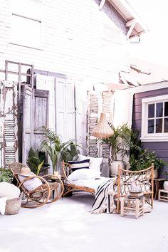 Creating My Dream Bedroom . . . Outdoors