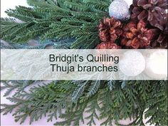 Bridigt's Quilling Feathers (with NEW Quilling Zigzag Technique - Video 4) - YouTube