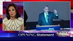 3/22/15 - 'You Just Hate Netanyahu': Judge Jeanine Slams Obama For Siding With Iran