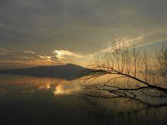 L'alba su #Solcio ( #Lesa #Novara #Piedmont #Italy ) #sunrise