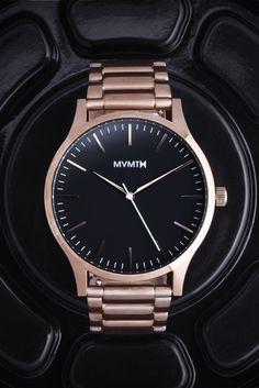 Classic style meets modern design  #JointheMVMT #MVMTwatches
