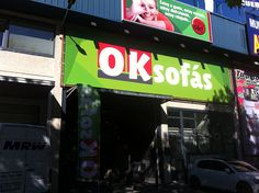 Tienda #OKSofás en #SanSebastiandelosReyes