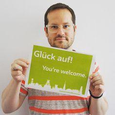 Mach mit! #Refugees Welcome // @1000_willkommen #1000malwillkommen http://ift.tt/1OvRNLl