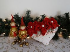 Angela Patella Handmade: Cuore natalizio