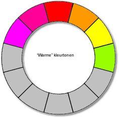 1000 images about warme kleuren koude kleuren en kleur overloop on pinterest arts plastiques - Beige warme of koude kleur ...