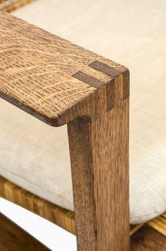 Børge Mogensen slædestolen by Fredericia at Studio Schalling