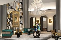 Luxushotel in Budapest renoviert: Neues im Matild Palace Luxury Collection Hotels, Budapest, Best Hotels, Chandelier, Ceiling Lights, Interior Design, Table, Hungary, Inspiration