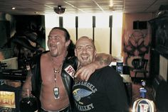 Andrew Shaylor: Hell's Angels Motorcycle Club Photography (2000 – 2004, 16 Pictures)