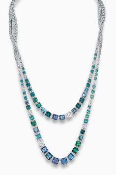 Ежегодное пополнение коллекции Tiffany & Co. Blue Book, незабываемых украшений в единственном экземпляре | Украшения | VOGUE