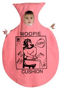 infant Woopie Cushion costume