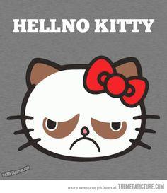 Hellno Kitty…