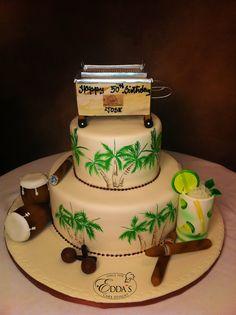 Havanna Nights Party, Havanna Party, Cuban Party Theme, Havana Nights Party Theme, 60th Birthday Party, Cowboy Birthday, Birthday Crafts, Cigar Party, Buy Cake