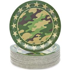 Army Themed Birthday, Army Birthday Parties, Army's Birthday, Birthday Party At Home, Birthday Party Themes, Themed Parties, Camo Party Decorations, Military Party, Airplane Party