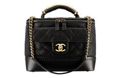The Première Classe vanity by Chanel, bags, bag for the weekend, accessories, beauty, beauty kit, travel, weekend break beauty