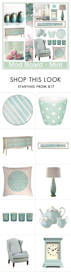 """""""Top Mood Boards at Decor Du Jour #10"""" by ceci-alva ❤ liked on Polyvore featuring interior, interiors, interior design, home, home decor, interior decorating, Flamant, GreenGate, Benjamin Moore and Uttermost"""