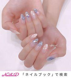 Classy Acrylic Nails, Gel Acrylic Nails, Gel Nails, Cute Nail Art, Cute Nails, Pretty Nails, Gel Nail Art Designs, Nail Art Designs Videos, Nail Swag