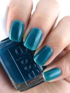 The Happy Sloths: Essie Silk Watercolor 2015 Collection: Review and Swatches