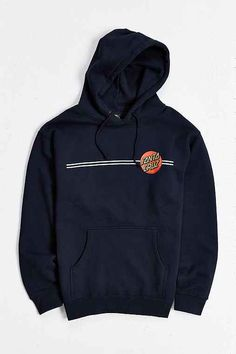 Santa Cruz Classic Dot Hooded Sweatshirt
