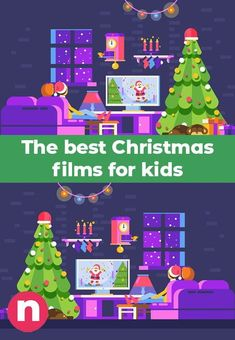 Looking for some Christmas films for the whole family this festive season? These are some of the best Christmas films that kids will LOVE. Rainy Day Activities, Christmas Activities, Family Activities, Christmas Movies On Tv, Christmas Eve, Big Day, The Best, Festive, Films