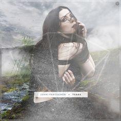 Jenni Vartiainen: Terra cover art.