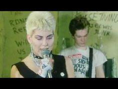 Swiss New Wave/Punk Girl Band from Biel/Bienne 1985