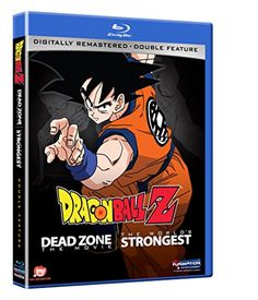 Dragon Ball Z : Dead Zone The Movie/ The World's Stronges...