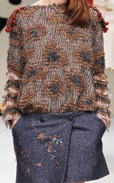 knit details      ♦F&I♦