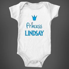 Frozen Princess Lindsay Baby Girl Name