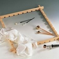 Start and Develop a Silk-Art Business: Silk-Painting Frames - more info Fabric Painting, Painting Frames, Silk Art, Jewelry Making Supplies, Painting Process, Art Tutorials, Painting Inspiration, Fiber Art, Framed Art