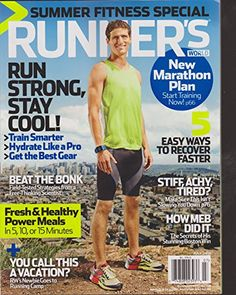 Runner's World Magazine July 2014 by Various http://www.amazon.com/dp/B00LV1TIHS/ref=cm_sw_r_pi_dp_v9fOub0JBPZ88
