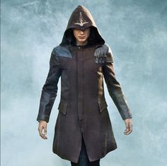 The Assassin's Creed fashion collection - available now // Assassins Creed Aguilar Coat
