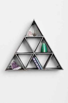 Magical Thinking Geo Shelf - Urban Outfitters