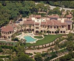 Celebrity homes - Eddie Murphy's house - The Beat Post