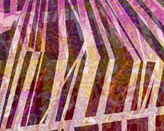 "Saatchi Art Artist Françoise Zia; New Media, ""Brisure de surface"" #art"
