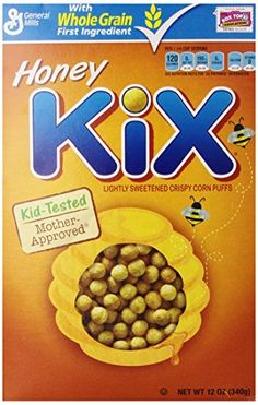 Kix Honey Cereal 12Ounce Boxes Pack of 2 * You can get additional details at the image link.Note:It is affiliate link to Amazon.