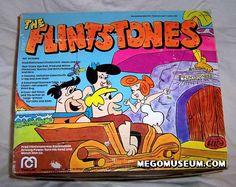 Flinstones | The Flintstones Playset is an attempt to cash in on the popularity of ...