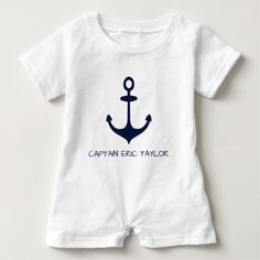 Nautical Anchor, Nautical Baby, Nautical Birthday Invitations, Party Invitations, Second Baby Announcements, Baby Shower Napkins, Baby In Snow, Snow Outfit, Kids Birthday Gifts