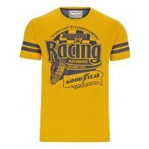 Goodyear Men Comfort T-Shirt Palmer (Warm Yellow) | 400618-4033