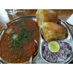 Pau Bhaji - a Mumbai favourite