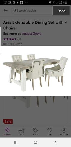 New Builds, Dining Set, Building, Home, Dinning Set, Dining Ware, Buildings, Ad Home, Dining Sets