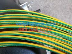 Dây tiếp địa vàng xanh M16, dây điện 1x16 9