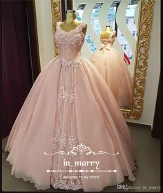 Blush Pink Ball Gown Vestidos De 15 Anos 2017 Quinceanera Dresses Vintage Lace 3D-Floral Princess Masquerade 18 Birthday Prom Party Gowns 2017 Quinceanera Dresses Ball Gown Quinceanera Dresses 3D-Floral Prom Dresses Online with $312.5/Piece on In_marry's Store | DHgate.com